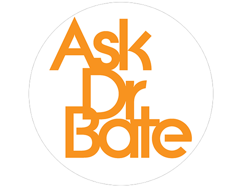 Ask Dr. Bate Featured Logo