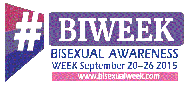 Bisexual Awareness Week 2016
