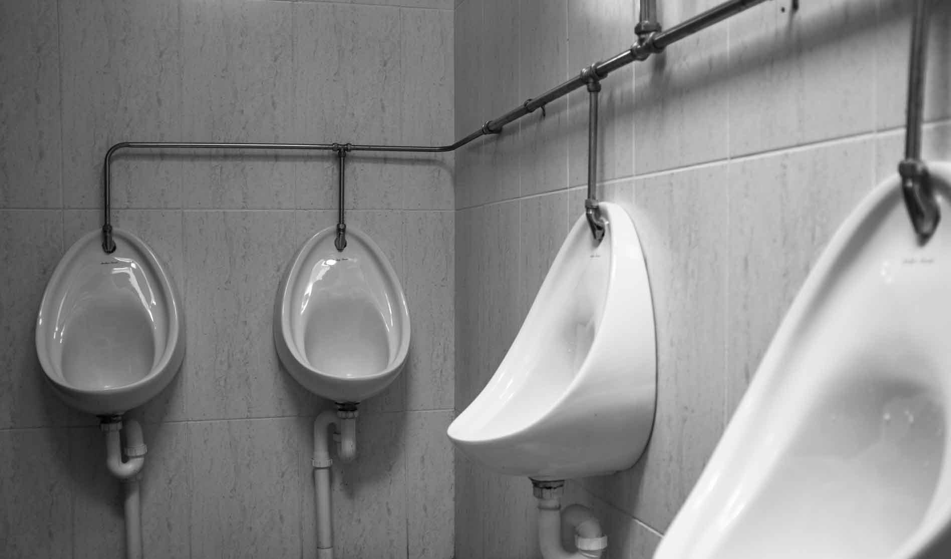 Ask The Batemaster: Restroom Jerk-Off