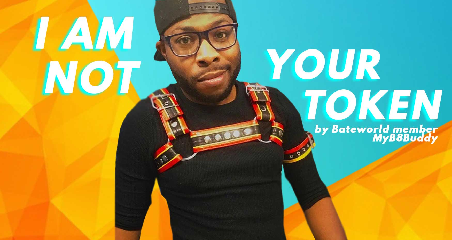 I Am Not Your Token: What It Is Like To Be A Man Of Color In The Bate Community