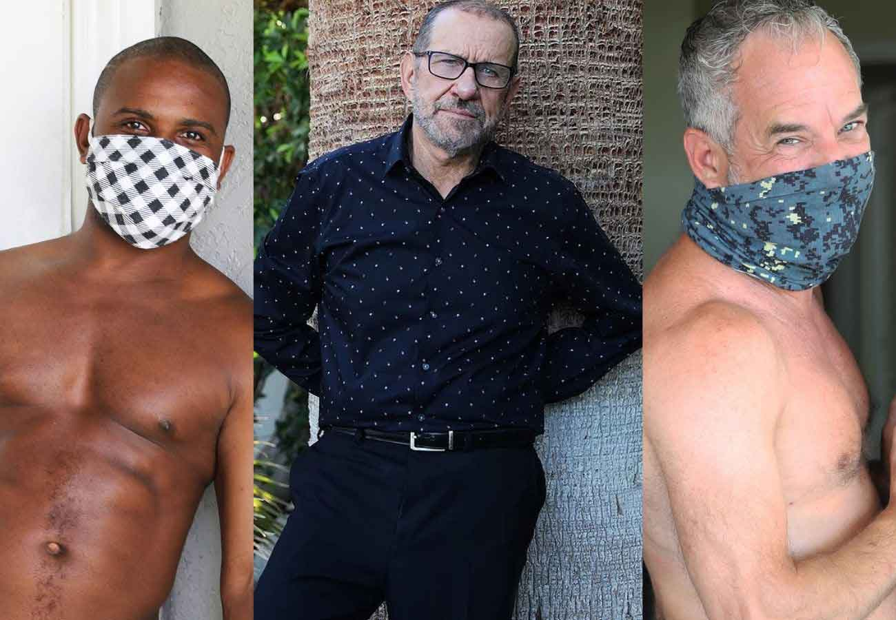 Men, Just Men in the Eyes of Photographer Jim Wilkinson an interview with Dr.JallenRix