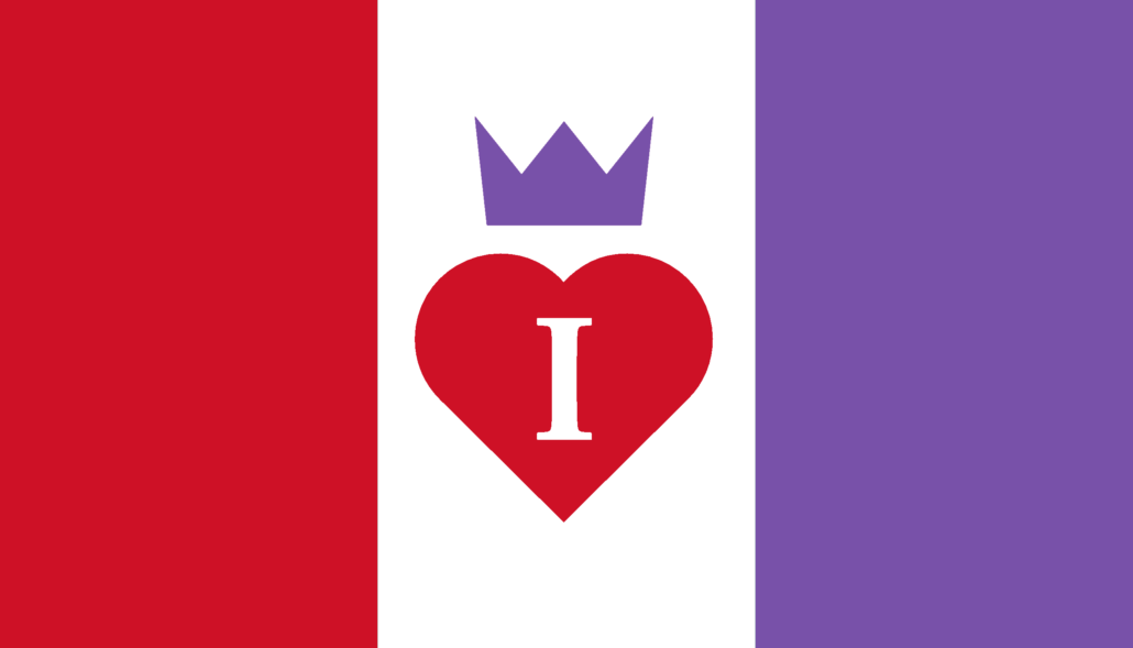 Solosexuality Flag design by Anthony Ragonese (StrokingtheSoul)